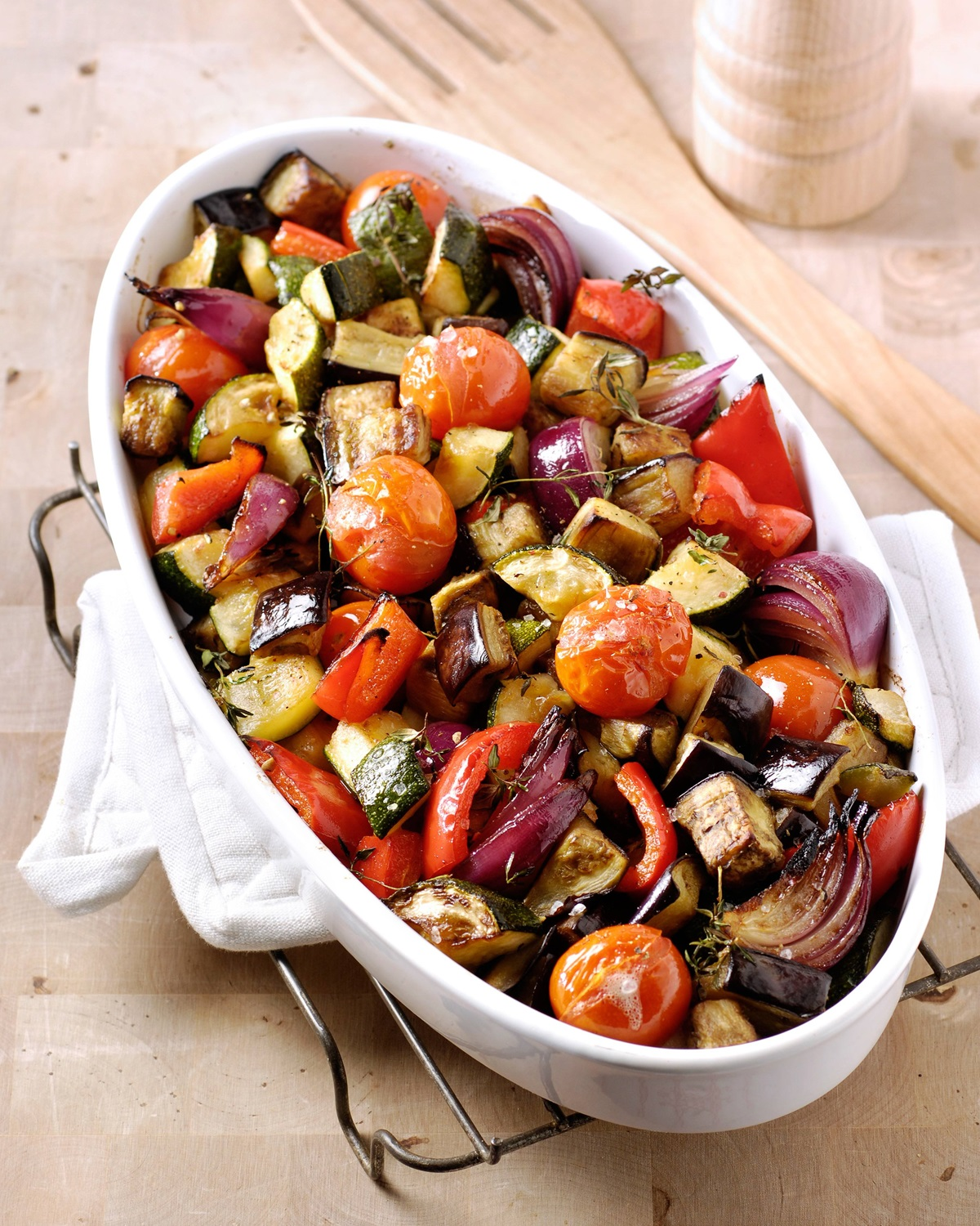 recipe image Ratatouille facile au four