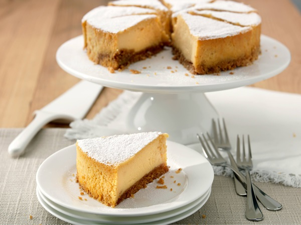 recipe image Onctueux cheesecake New-Yorkais